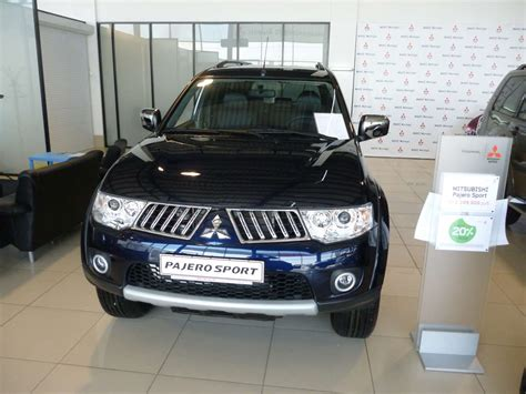 mitsubishi pajero sport 2012 2012 mitsubishi pajero sport pictures diesel automatic