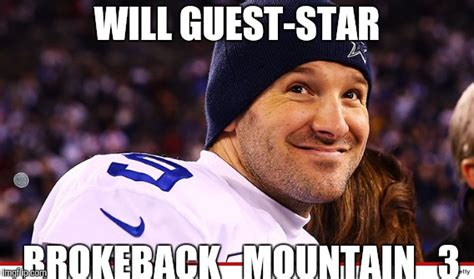 Romo Memes - dallas cowboys tony romo to guest star in movie remake