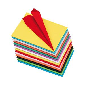 Coloured Paper Craft Ideas - jasart cover paper