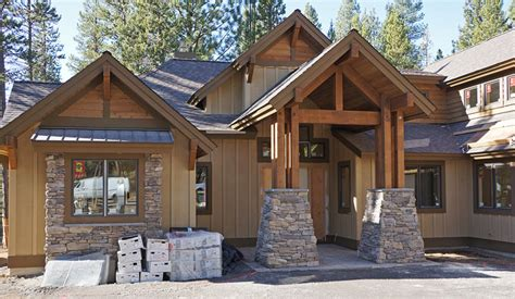 craftsman mountain home plans mountain craftsman 9068 4 bedrooms and 4 baths the