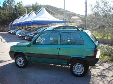 fiat panda 4x4 used cars for sale sold fiat panda 4x4 usata 2003 used cars for sale