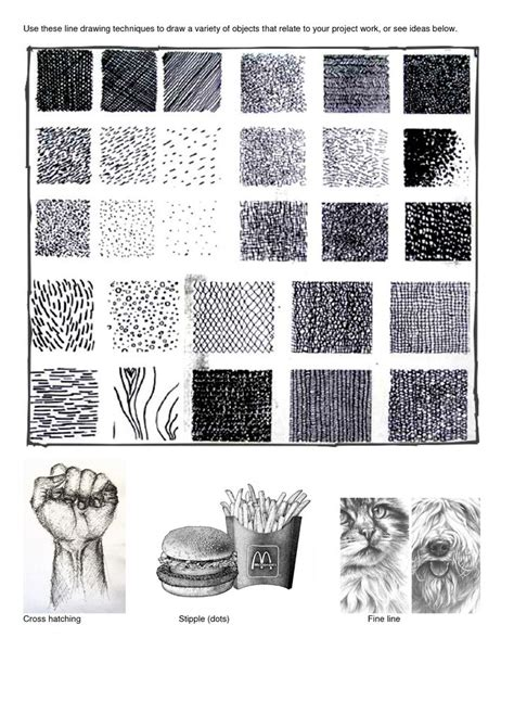 Drawing Techniques by Cross Hatching Cross Hatching Search