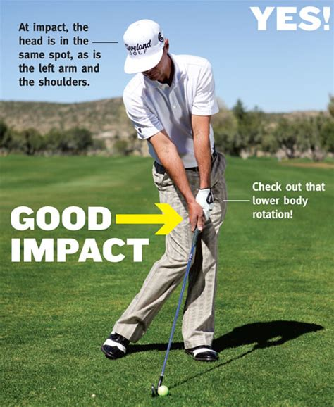 Iron Play Simplified Golf Tips Magazine