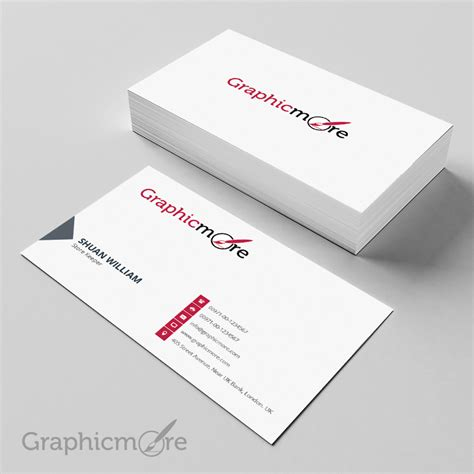 300 Best Free Business Card Psd And Vector Templates Best Business Card Templates