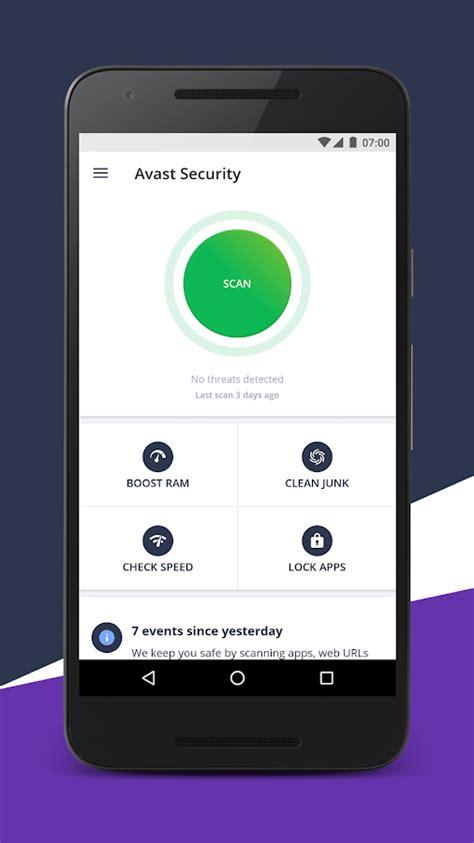 antivirus app for mobile avast mobile security antivirus applock android apps