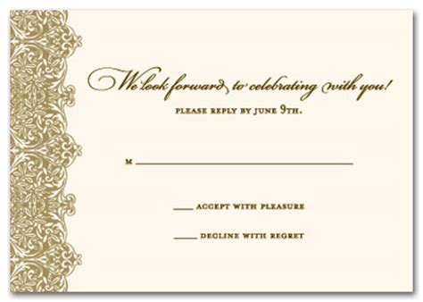 wedding response cards in wedding response cards nyc cheap invitations rsvp cards