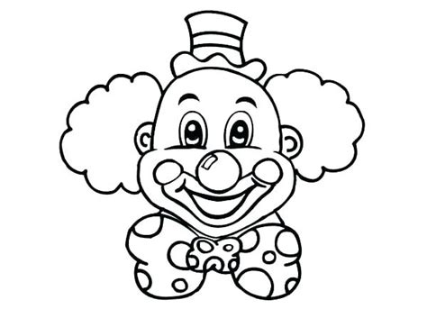 joker face coloring pages coloring pages of scary clowns clown coloring page scary