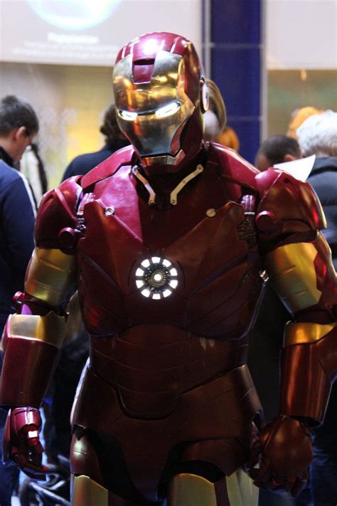 iron man metal cosplay cosplay justice