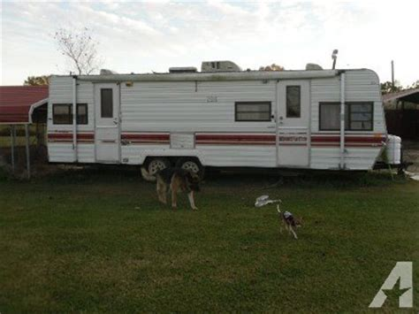 pics photos foot prowler camper fleetwood prowler 1994