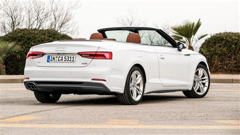Test Audi A5 Cabrio by Audi A5 Cabriolet 2 0 Tdi 2017 Review By Car Magazine