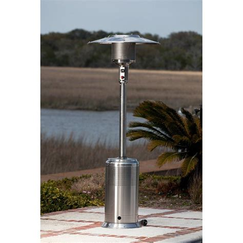 all pro patio heater stainless steel pro series patio heater