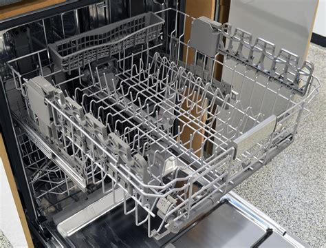 Kitchenaid Dishwasher Top Rack by Kitchenaid Architect Series Ii Kdte404dss Dishwasher Review Reviewed Dishwashers