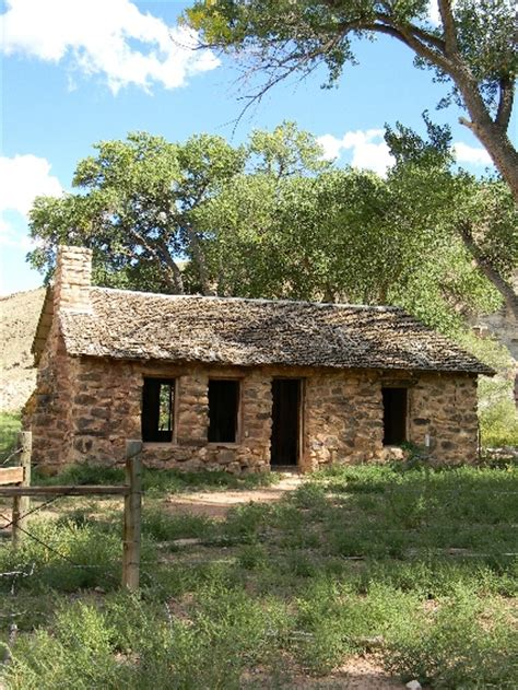 Walker Cabin by Henry Walker Cabin Escalante Colorado