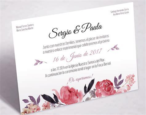 revalidaci 243 n de tarjetas descarga 500 tarjetas de invitacion para bodas invitaci
