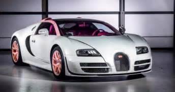 Pink Bugatti Pink Bugatti Veyron Grand Sport Vitesse Cristal Edition