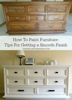 How To Paint Bedroom Furniture 1000 Ideas About Bedroom Furniture Redo On Pinterest Furniture Redo Chester Drawers And