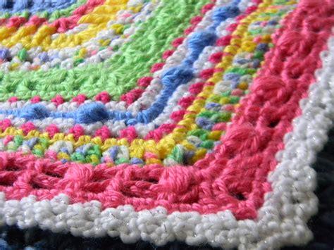 bizzy crochet faeries sler baby afghan pattern