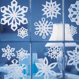 snowflake decorations d 233 co fen 234 tre no 235 l 24 id 233 es diy cr 233 atives et faciles pour vous