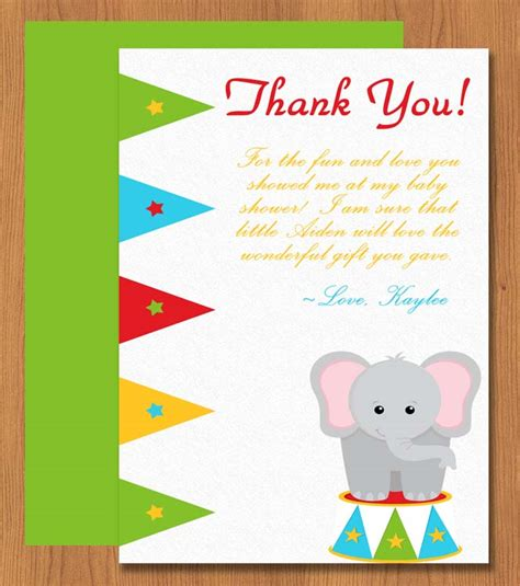 microsoft office thank you card template free circus font microsoft word free clip