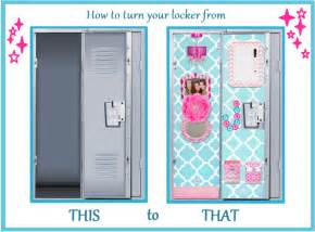 diy locker decorations cool ways to decorate your locker