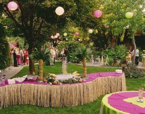 30 Party Deko Ideen im Sommerstil   Den kommenden Sommer mit einer Gartenparty begrüßen