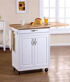 Portable Island For Kitchen by Portable Kitchen Islands In 11 Clean White Design Rilane
