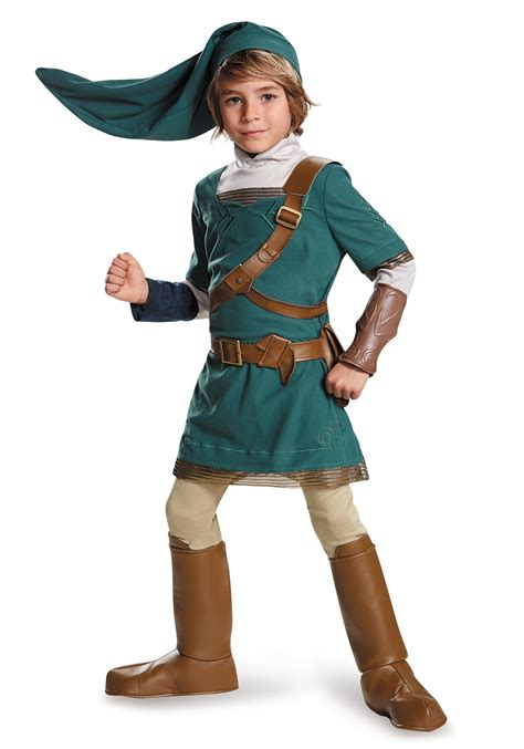 halloween costumes child link prestige costume