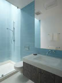 glass tile for bathrooms ideas blue glass tile bathroom beautiful homes design