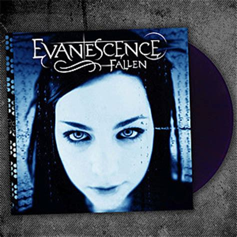 Evanescence Vinyl Record - evanescence 10 year anniversary of fallen with