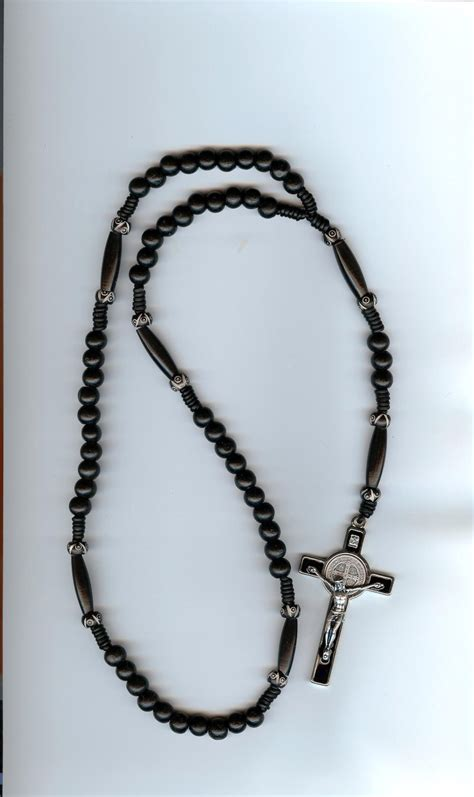 wearing rosary franciscan rosary house free gift w purchase rosaries