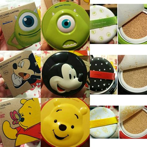 Harga Bb The Shop Power Perfection the shop disney bb power perfection cushion cc