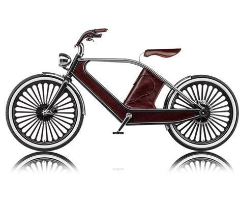 designboom e bike cykno retro style electric bike designboom