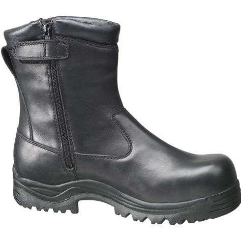 puncture resistant boots 8 quot thorogood composite toe puncture resistant zip boot