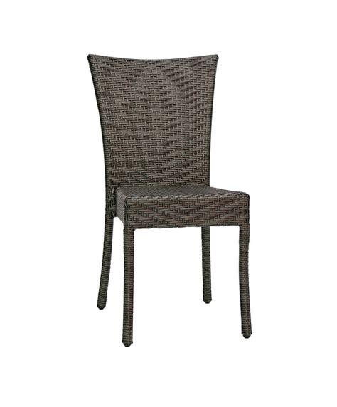 chaises d ext 233 rieur en r 233 sine tress 233 e le mobilier du pro