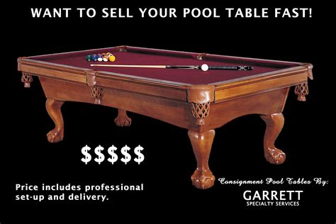 how to sell a pool used pool fort wayne consign pool sell your