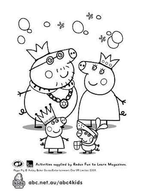 peppa pig thanksgiving coloring pages 1000 images about fargeleggingsark o l on pinterest