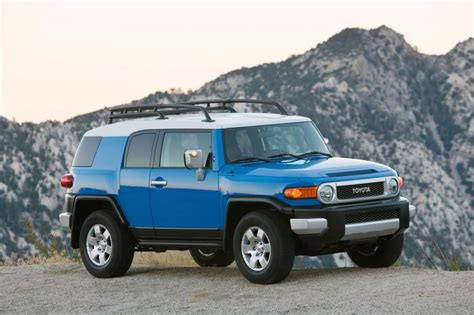 Cars Similar To Fj Cruiser by Best Cars For Cing Carfax