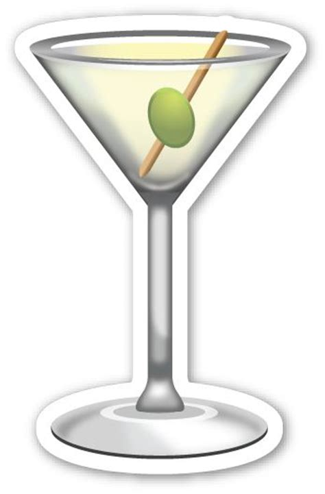 cocktail emoji the s catalog of ideas