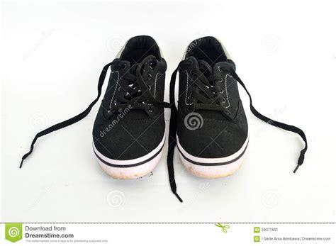 used shoes used shoes stock photo image 59071601