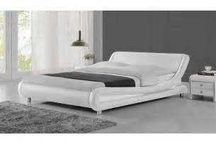 designer bed headboards new madrid curved low designer faux leather king