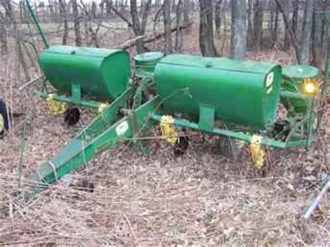 Deere 4 Row Planter For Sale by Used Farm Tractors For Sale Deere 4 Row Planter