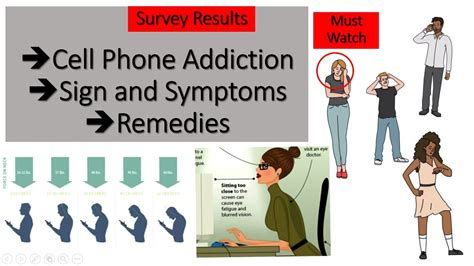 Signs And Symptoms Of And Detox by Cell Phone Addiction Sign And Symptoms Remedies
