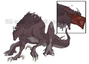 Helm Ink Godzilla image gallery leviathan