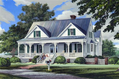Center Hall Colonial Open Floor Plan southern style house plan 3 beds 3 5 baths 2544 sq ft