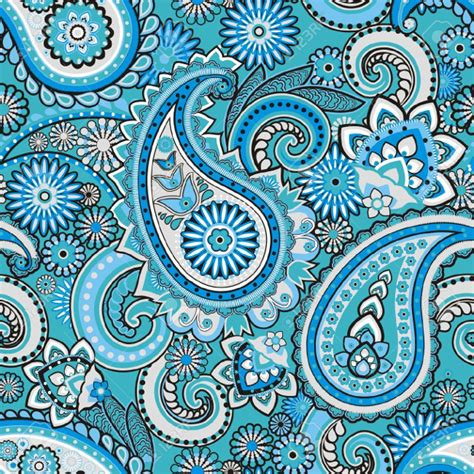 blue pattern design 20 paisley patterns psd png vector eps format