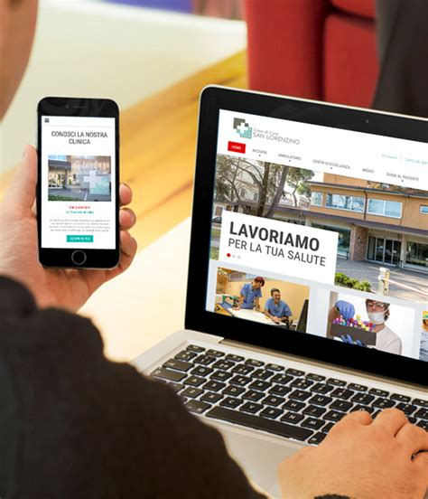 casa di cura san lorenzino cesena kreatix siti sta digitale web marketing