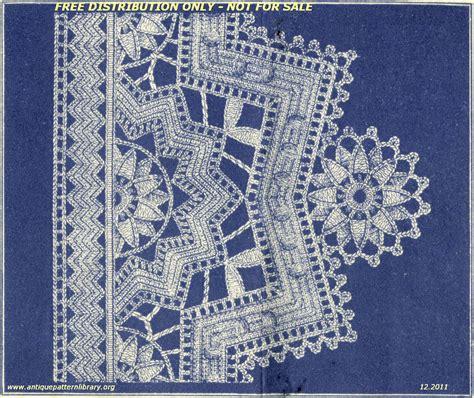 antique pattern library knitting apl sheet 2 pattern c coton au crochet