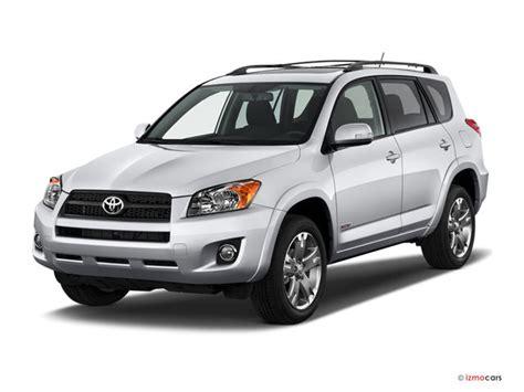 Used Toyota Rav4 2012 Price 2012 Toyota Rav4 Pictures Angular Front U S News
