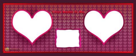 heart templates for photoshop rc free stocks photo my namefb cover web design