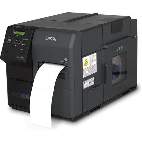 color label printer epson colorworks c7500g color label printer portland